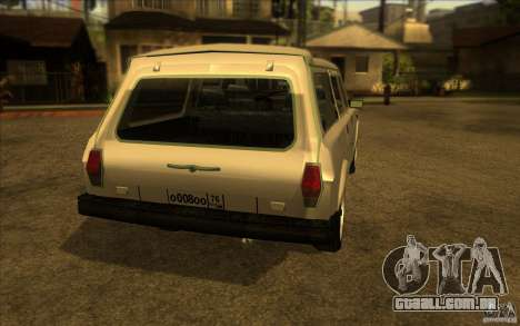 GAZ Volga 311021 para GTA San Andreas esquerda vista