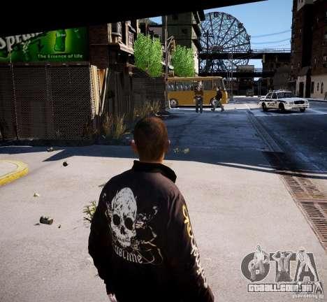 Bad Niko para GTA 4 segundo screenshot