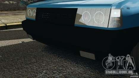 Tofas Dogan SLX EmreAKIN Edition para GTA 4 interior