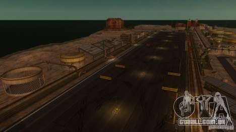 Nevada Drift Map para GTA 4