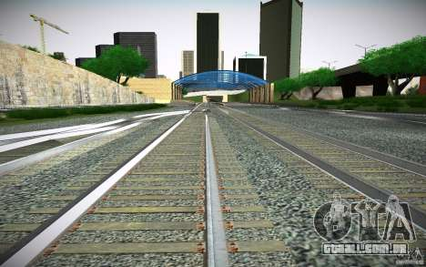 Faixas de HD para GTA San Andreas sexta tela