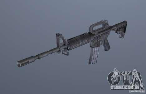 Grims weapon pack2 para GTA San Andreas quinto tela