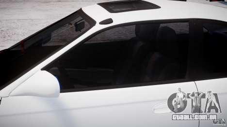 Honda Civic Si 1999 JDM [EPM] para GTA 4 vista interior