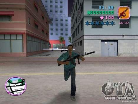 AK-103 para GTA Vice City