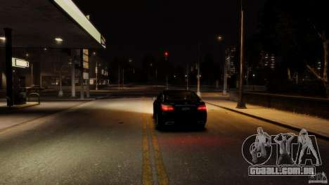 Special ENB Series By batter para GTA 4 décimo tela