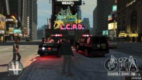 Noose Van V3 para GTA 4