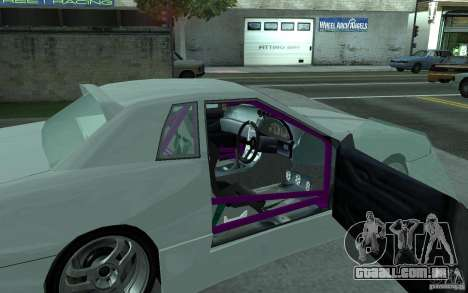 Elegy MS R32 para GTA San Andreas vista direita