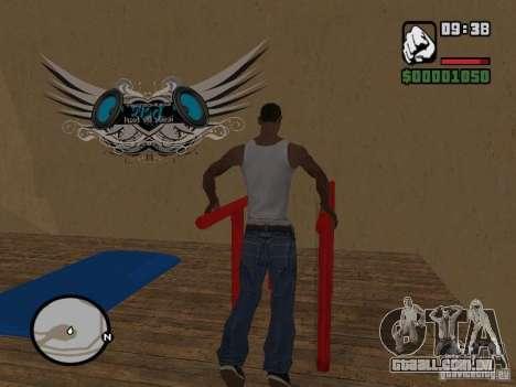 Training and Charging 2 para GTA San Andreas terceira tela