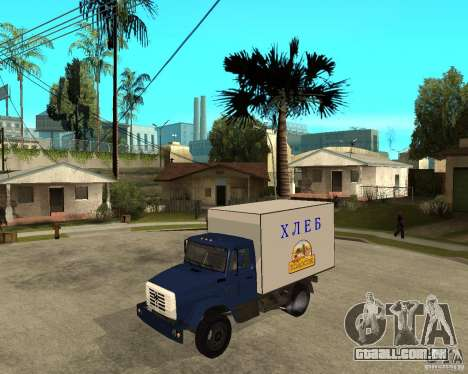 ZIL-433362 Extra Pack 2 para GTA San Andreas esquerda vista