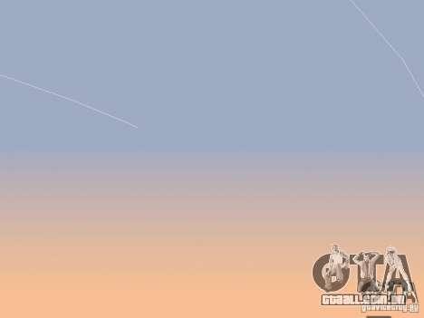 Timecyc Setup v 2.0 para GTA San Andreas quinto tela