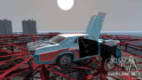 Afterburner Flatout UC para GTA 4 interior