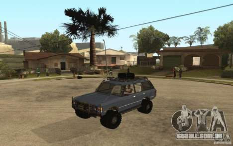 Range Rover Off Road para GTA San Andreas