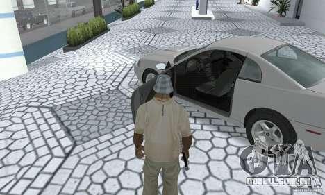 Ford Mustang GT 2003 para GTA San Andreas vista traseira