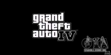 Telas de boot do GTA IV v. 2.0 para GTA San Andreas décima primeira imagem de tela