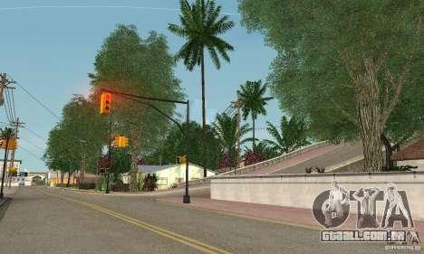 Green Piece v1.0 para GTA San Andreas terceira tela