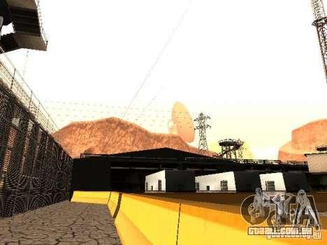 Prison Mod para GTA San Andreas quinto tela