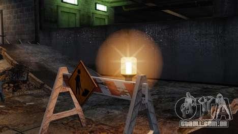 Nova luz para GTA 4 nono tela