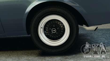 Buick GNX 1987 para GTA 4 vista superior