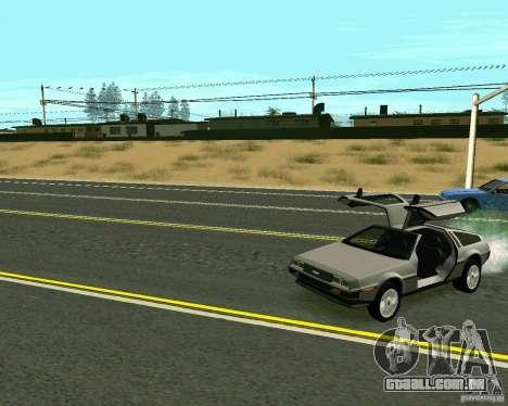 GTA 4 Road Las Venturas para GTA San Andreas nono tela