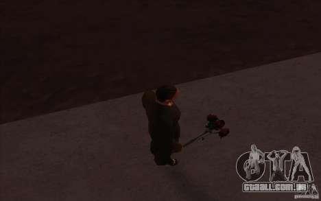 Flowers HD para GTA San Andreas terceira tela