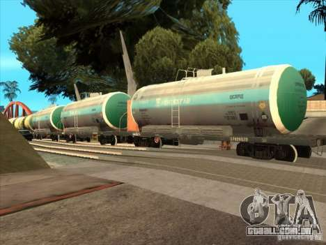 Tanque 57929572 # para GTA San Andreas vista direita