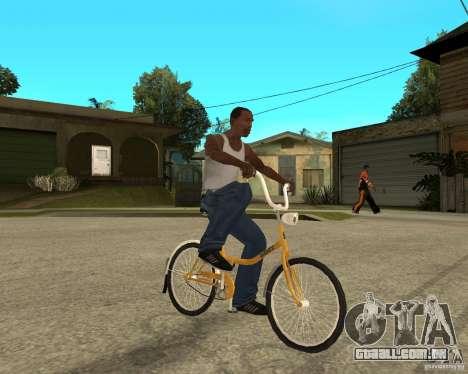 Cegonha para GTA San Andreas vista direita