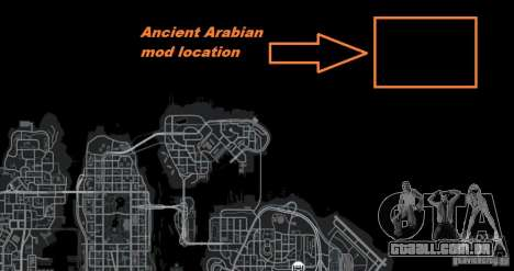 Ancient Arabian Civilizations v1.0 para GTA 4