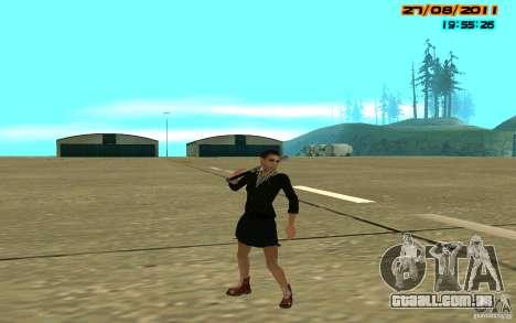 SkinHeads Pack para GTA San Andreas sexta tela