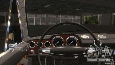 2103 Vaz para GTA San Andreas vista traseira