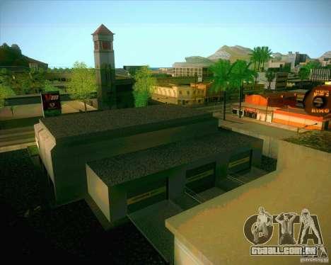 Novas texturas, Hospital Geral de todos os Santo para GTA San Andreas por diante tela