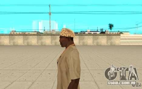 Bandana yendex para GTA San Andreas segunda tela