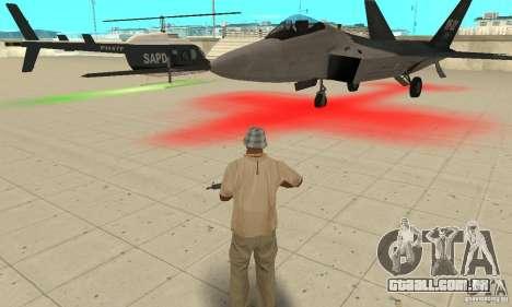 SpecDefekty para GTA San Andreas décimo tela