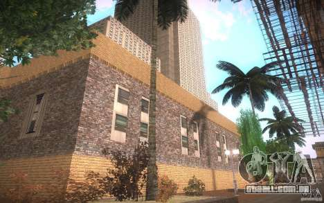 Meria HD para GTA San Andreas por diante tela