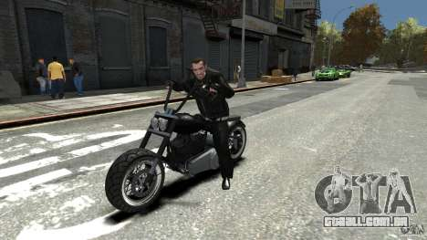 Metal Clothes FULL Pack v1 para GTA 4 segundo screenshot