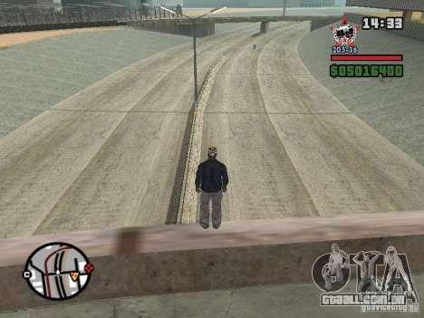 Todas Ruas v3.0 (Las Venturas) para GTA San Andreas sétima tela