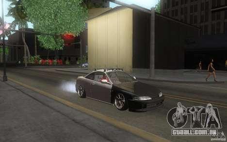 Honda Integra JDM para GTA San Andreas