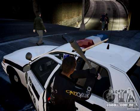 Bad Niko para GTA 4 terceira tela