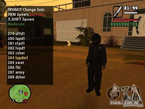 GTA IV peds to SA pack 100 peds para GTA San Andreas segunda tela