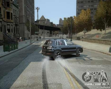 iCEnhancer 2.0 para GTA 4 quinto tela