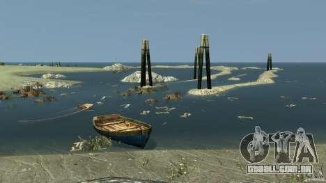 4x4 Trail The Reef para GTA 4
