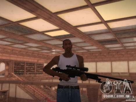 Biblioteca-mapa de Point Blank para GTA San Andreas terceira tela