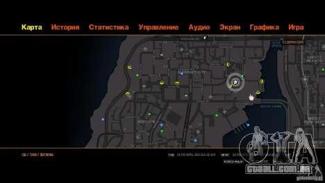 CG4 Radar Map para GTA 4 sétima tela