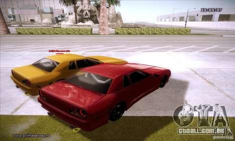ENBSeries v5.0 Baby Blue para GTA San Andreas sexta tela