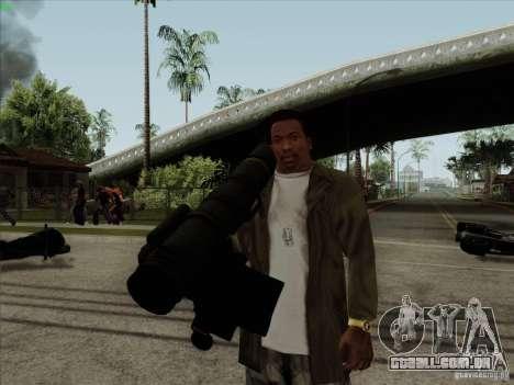 Javelin para GTA San Andreas terceira tela
