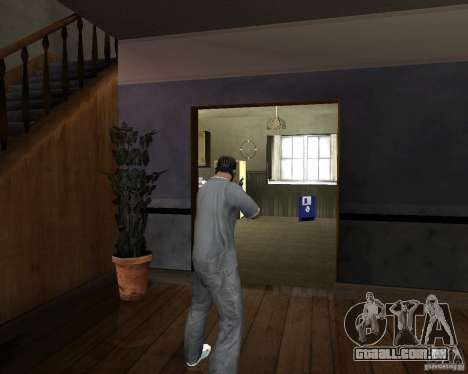 ShotGun para GTA San Andreas terceira tela