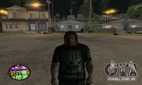 Triple H para GTA San Andreas terceira tela