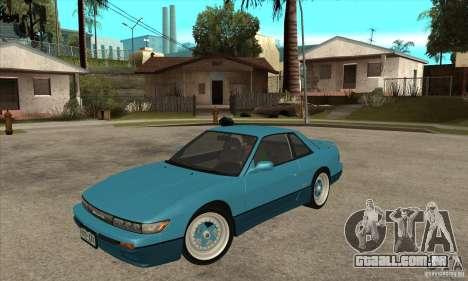 Nissan Silvia S13 1992 Club Ks para GTA San Andreas