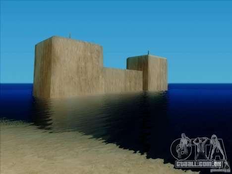 ENB v 1.01 para PC para GTA San Andreas quinto tela