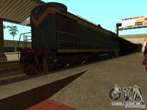 TÈM1M-1836 para GTA San Andreas
