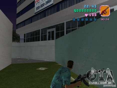 AK-103 para GTA Vice City segunda tela